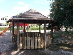 Neuer Pavillon für Bestenseer Schule